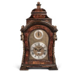 Robert Ward Musical Bracket Clock, London, c. 1790 (Estimate: $8,000-10,000)