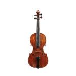 Italian Violin, Neapolitan School (Lot 127, Estimate: $20,000-30,000)