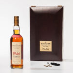 Macallan Select Reserve, 52 years old. Speyside, 1946. 40% (Estimate: $12,000-15,000)