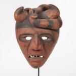 Cherokee Wood Mask (Estimate: $1,500-2,000)