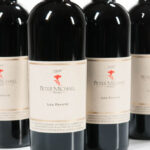 Peter Michael Les Pavots 1996, 4 bottles (Estimate: $400-600)