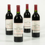 Chateau Lynch Bages 1995, 4 bottles (Estimate: $450-550)