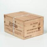 Domaine de la Romanee Conti La Tache 2014, 6 bottles (owc) (Lot 62, Estimate: $17,000-21,000)