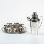 Newburyport Silver Co. Sterling Silver Cocktail Service (Estimate: $1,000-1,500)