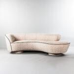 """Vladimir Kagan for Directional """"Cloud"""" Sofa (Lot 211, Estimate: $5,000-7,000)"""