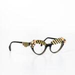 Schiaparelli Glasses Frames (Estimate: $100-200)