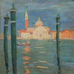 Jane Peterson (American, 1876-1965), Le Salute, Venice, Unsigned (Estimate: $12,000-18,000)