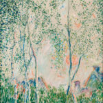 Theodore Earl Butler (American, 1861-1936) Sunset, Giverny (Lot 328, Estimate: $15,000-25,000)