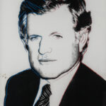 Andy Warhol (American, 1928-1987) Edward Kennedy, 1980 (Lot 88, Estimate: $4,000-6,000)