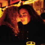 Nan Goldin (American, b. 1953) Lynette and Donna at Marions Restaurant, 1991, printed 1990s, edition of 100 printed for Mother Jones (Lot 126, Estimate: $1,000-1,500)
