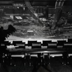 Abelardo Morell (Cuban/American, b. 1948) Camera Obscura Image of Boston View Looking Southeast in Conference Room, 1998 (Lot 140, Estimate: $2,000-3,000)