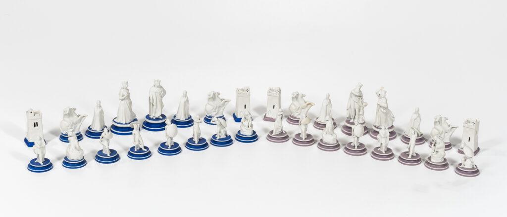 Wedgwood chess set