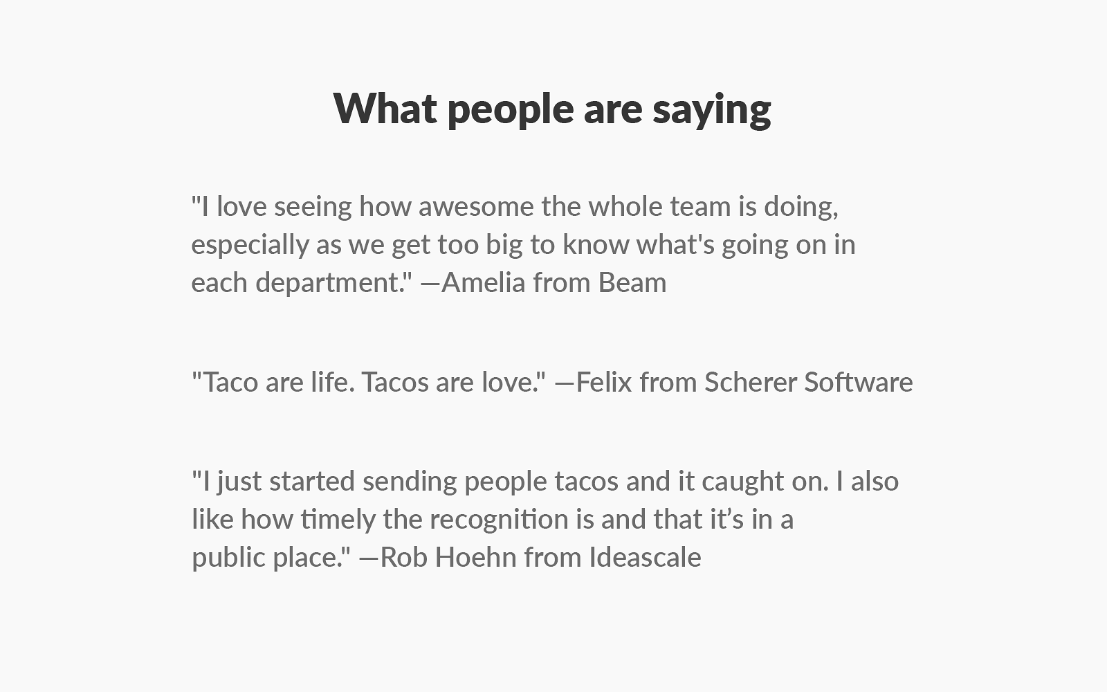 heytaco slack slack conducts a brief review of apps in our app directory and does not endorse or certify these apps
