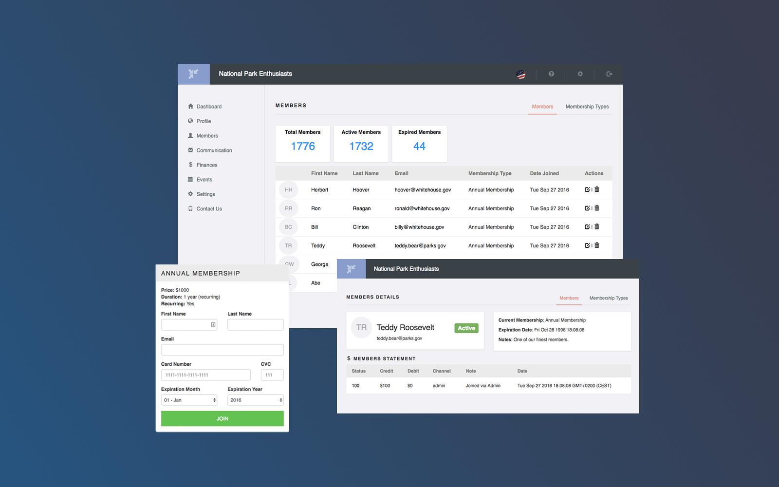 Membership Management | Slack App Directory