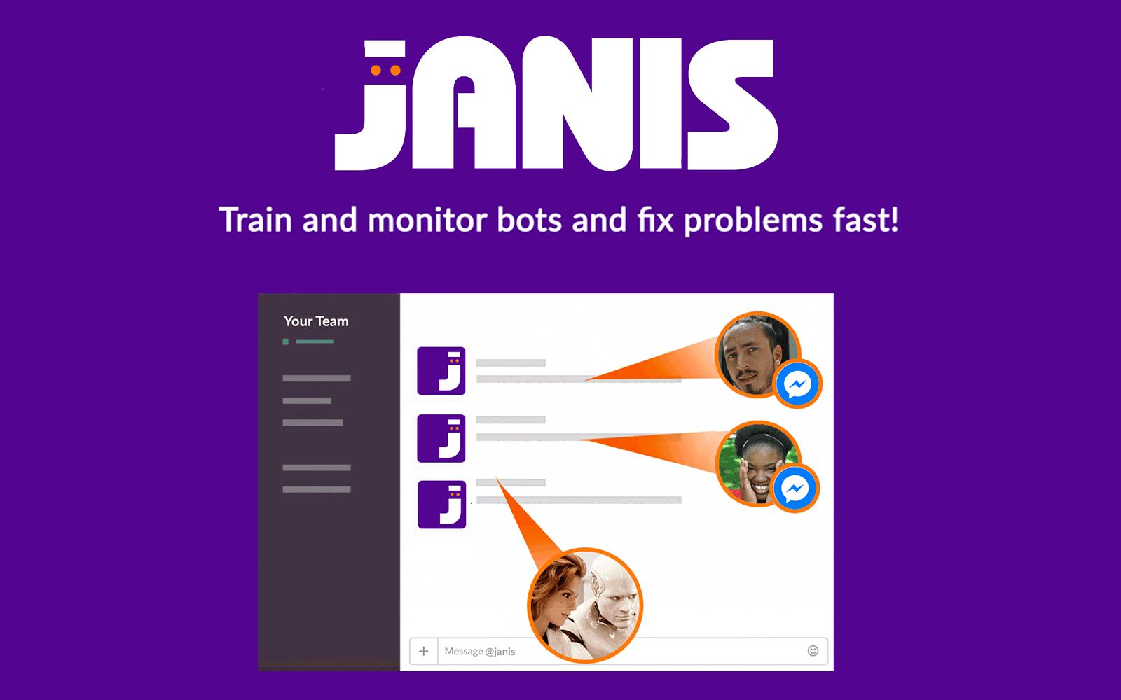 Janis Slack App Directory