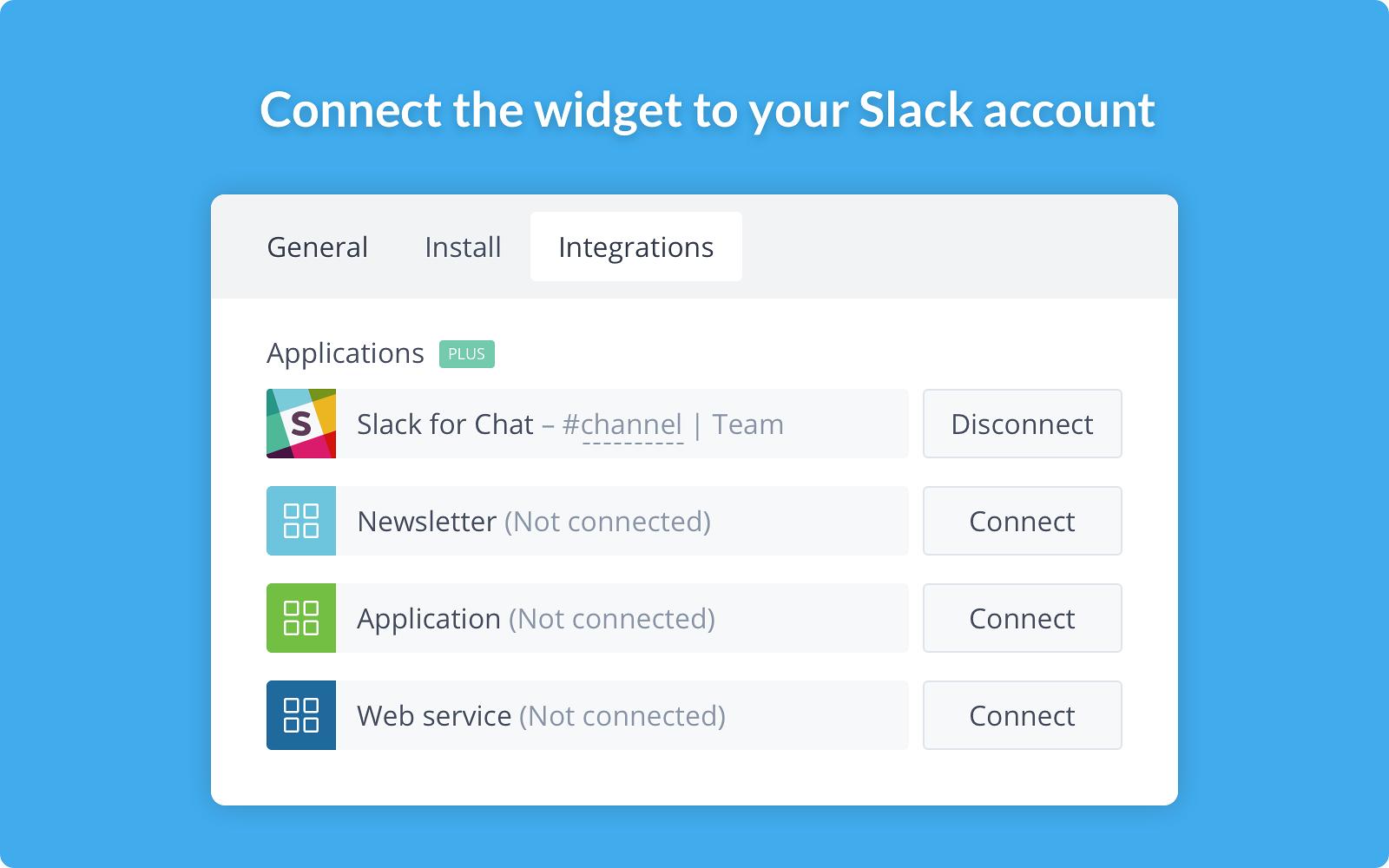 GetSiteControl | Slack App Directory