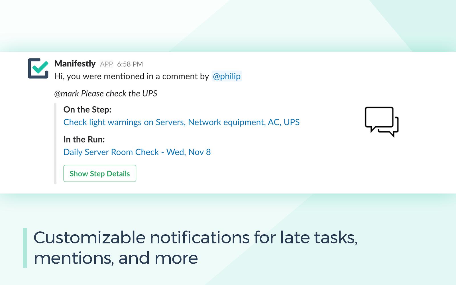 Manifestly Checklists and Tasks | Slack App Directory