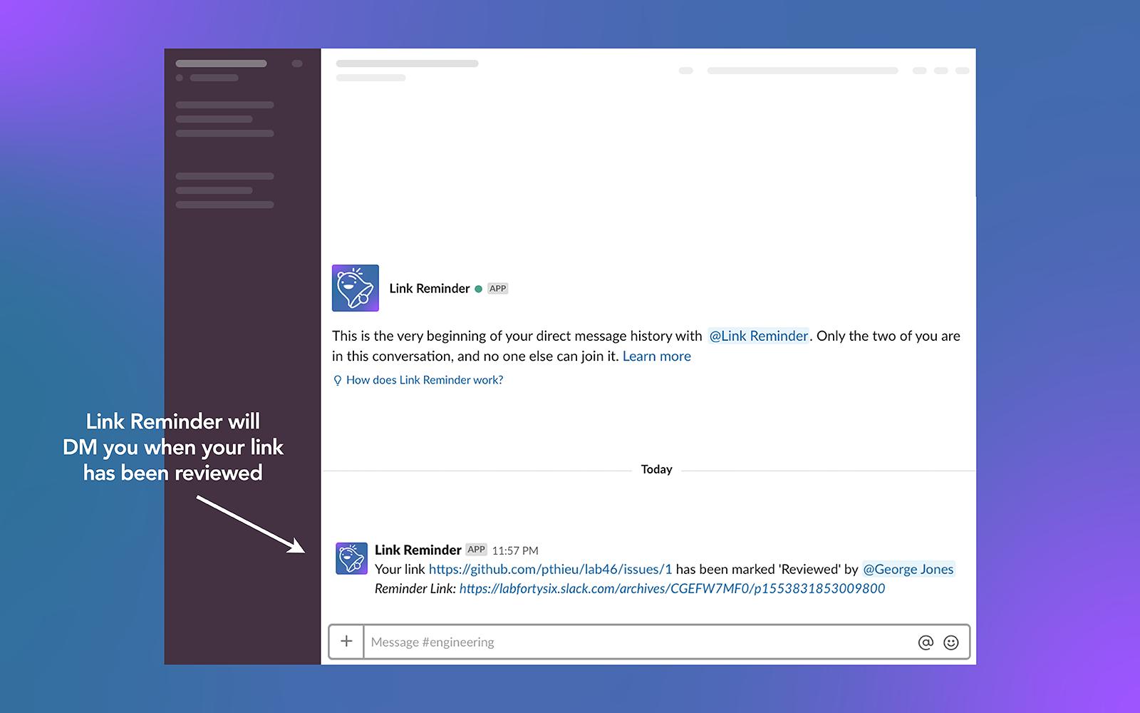 Task Reminder (Link Reminder) | Slack App Directory