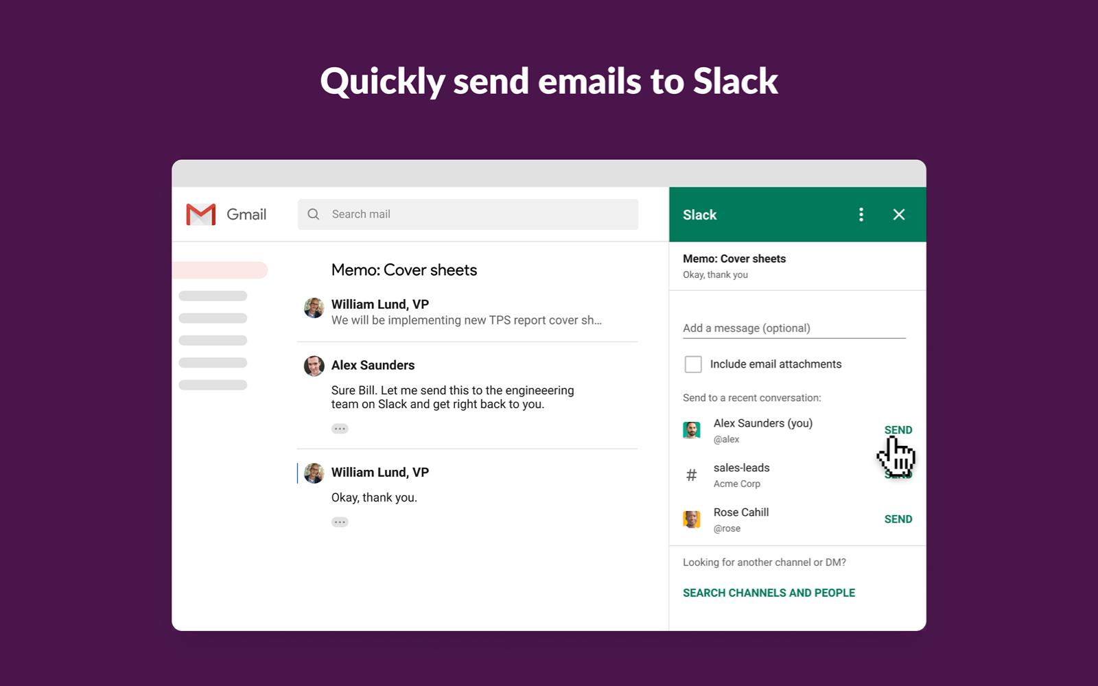 Slack for Gmail | Slack App Directory