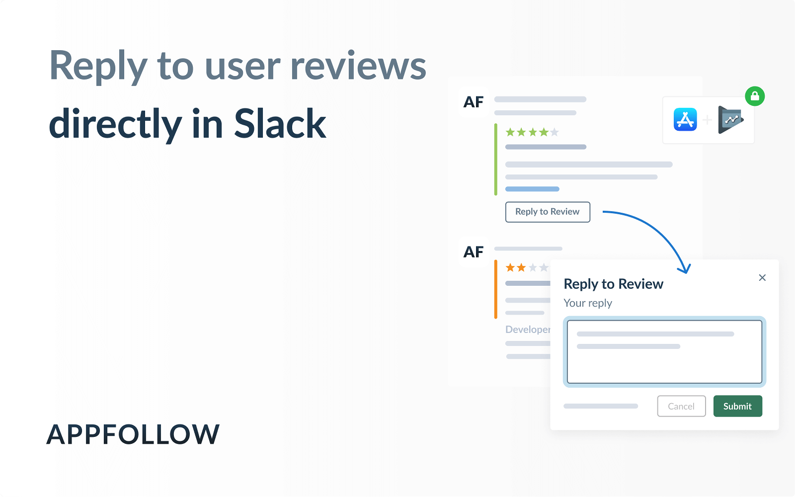 AppFollow: Review & Updates Monitor | Slack App Directory