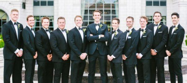 Utah wedding formal wear for men - Bespoke Custom Clothing