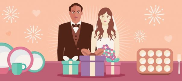 7 Tips to Create Your Wedding Registry