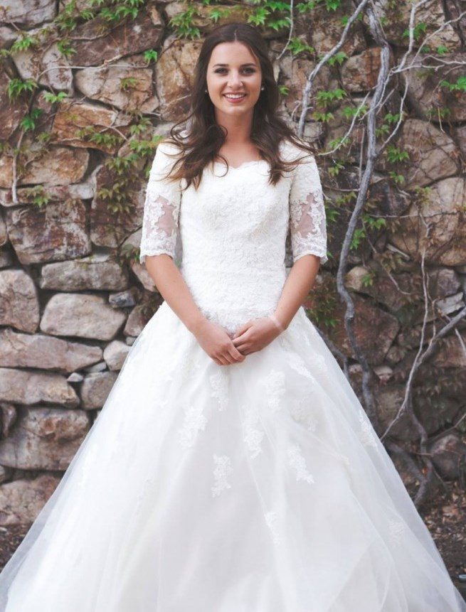 Allyses Bridal and Formal - Utah Wedding Gowns - Salt Lake Bride