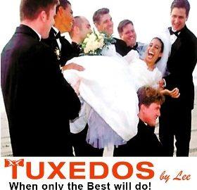 Utah wedding Tuxedos - Tuxedos By Lee