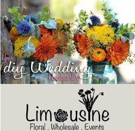 Utah wedding flowers Limousine Flowers