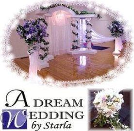 Utah wedding decor A Dream Wedding by Starla