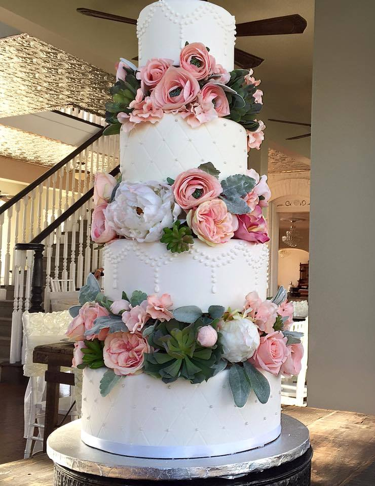 Maureen Steel Made Her First Wedding Cake For Own Celebration In 1996 Ill Be Honest I Didnt Want To Settle A Grocery Store