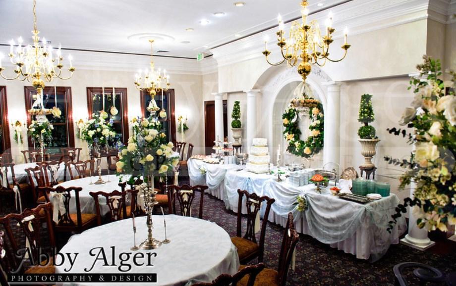 provo wedding reception venues mini bridal