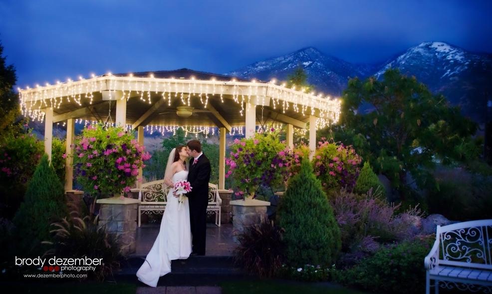 Millennial Falls Open House Salt Lake Bride