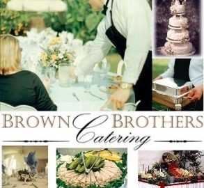 Utah wedding catering Brown Brothers Catering