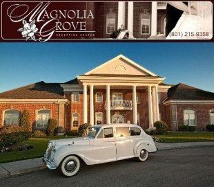 Utah weddings venue - Magnolia Grove