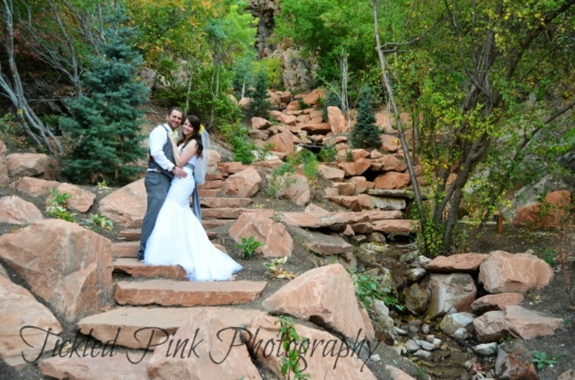 Utah wedding venue louland falls salt lake bride louland falls is the ultimate outdoor wedding venue in the salt lake city utah area junglespirit