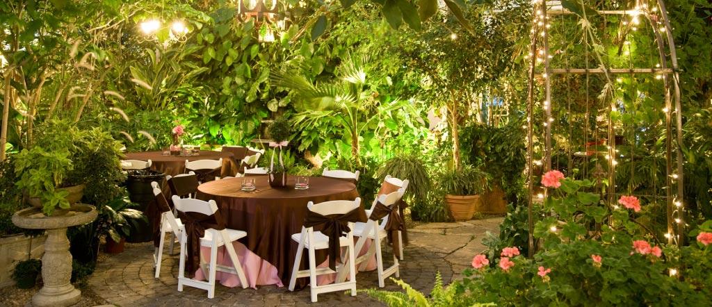 Utah Weddings Reception Venue Le Jardin
