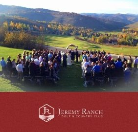 Utah weddings reception venue - Jeremy Ranch