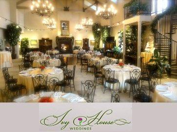 utah weddings reception center - Ivy House