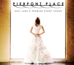 pierpont place- Utah wedding reception center