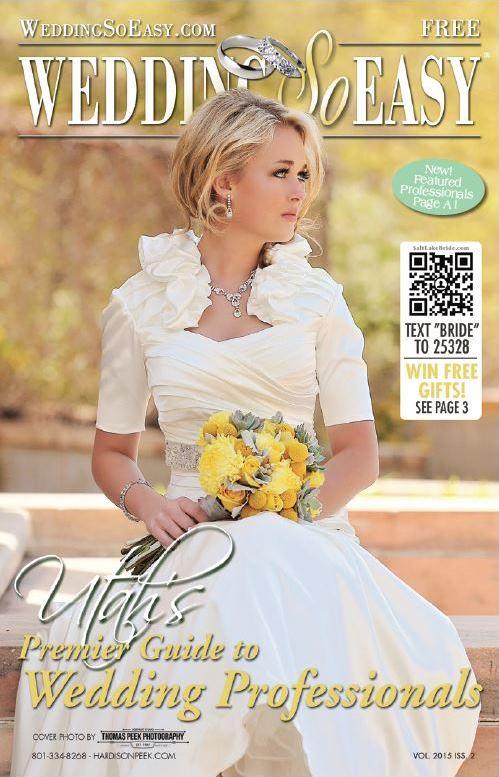 Wedding So Easy Cover 2015-2