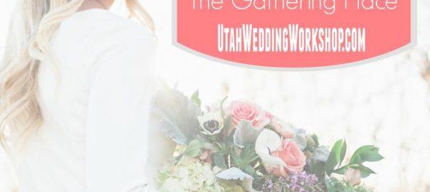 Utah Wedding Workshop
