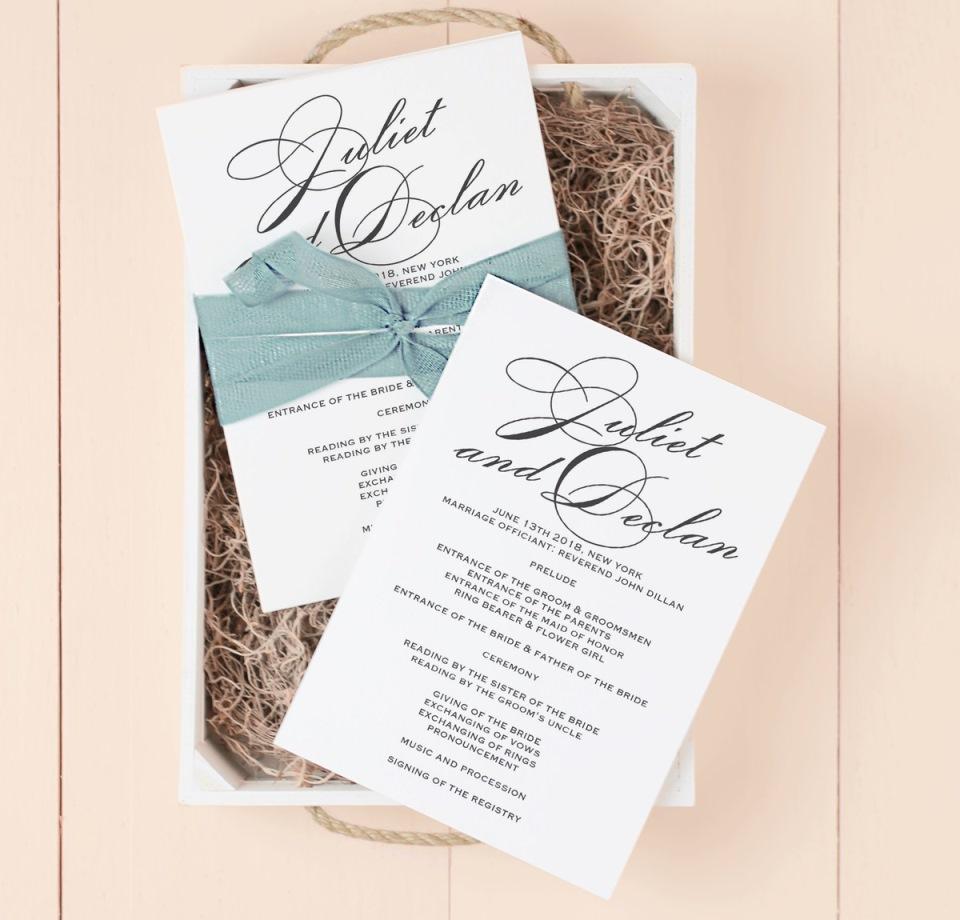 Utah-wedding-invitations-Basic-Invite-program | Salt Lake Bride