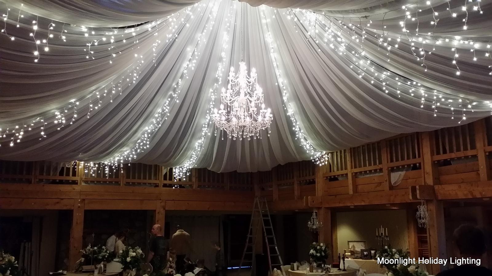 Utah Wedding Decorations Moon Light Salt Lake Bride