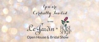 Le-Jardin-The-Rose-Shop-Open-House-and-Bridal-Show-logo