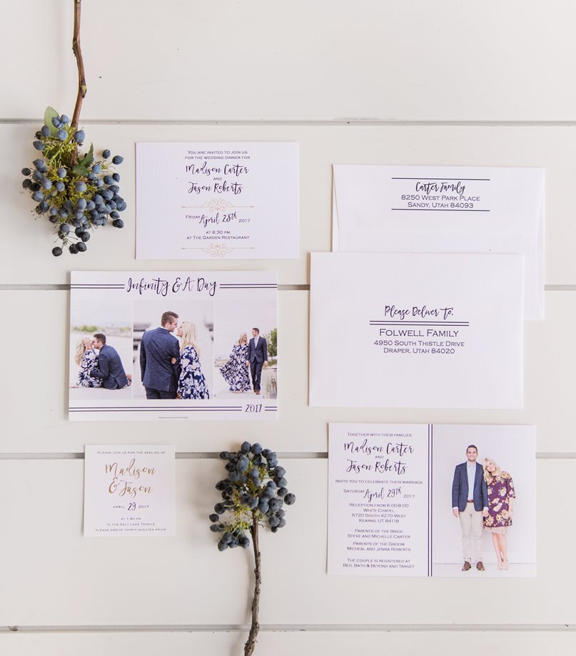 Utah Wedding Invitations: Utah Wedding Invitations And Cards