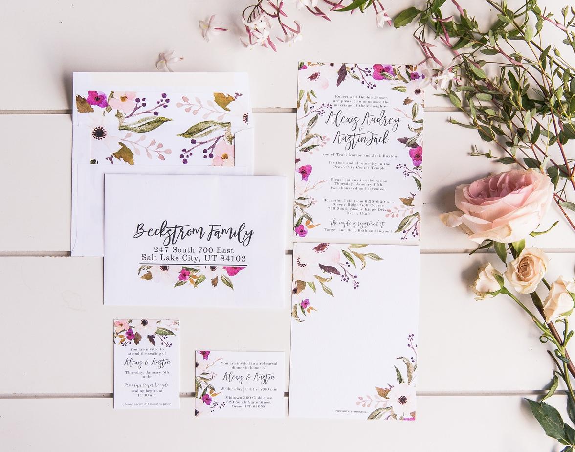Utah-Wedding-invitations-Pro-Digital-Photos-3 | Salt Lake Bride