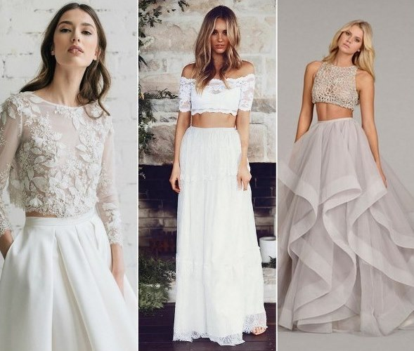 Your-Guide-to-Bridal-Gown-Silhouettes-Two-Piece-Styles