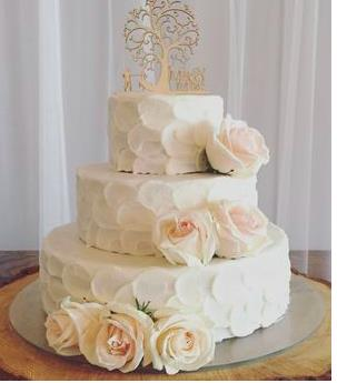 How To Choose The Wedding Cake Of Your Dreams Salt Lake Bride Blog