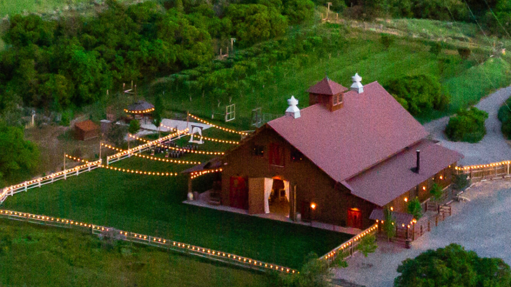 Finding-The-Perfect-Wedding-Reception-Venue-Quite-Meadow-Farm-outside-aerial-view